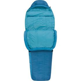 Sea to Summit Venture VtII Sacos de dormir Normal Mujer, aegean/carribean